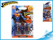 Superman baterie AAA/LR03 Alkaline 1,5V 4ks
