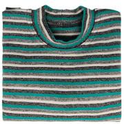 Chlapecké bavlněné triko DR Šedo-tyrkysová RDX