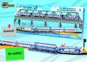 Pequetren Osobní vlak ARCO Renfe 525