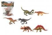 Dinosaurus 15-16 cm 6 ks