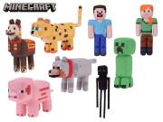 Minecraft 30 cm plyšový