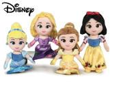 Disney princezna plyšová 30cm stojící