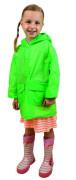 Pláštěnka PVC neonová Pidilidi Zelená