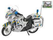 Motorka policejní CZ na volný chod