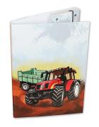 Školní box A4 Traktor