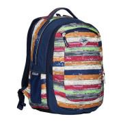 Studentský batoh 2v1 VIKI Melange
