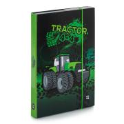 Desky na sešity A4 traktor