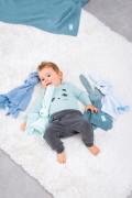 Hračka mazlíček pletený bavlněný Lapidou 32x32 cm