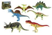 Dinosaurus hýbající se plast 18 cm