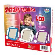 Tabulka LED svítící