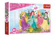 Puzzle Princezny Disney 33x22cm 60 dílků