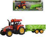 Traktor s přívěsem CZ IC, na setrvačník, 33 cm