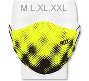 Funkční designová rouška z materiálu Coolmax Šachy RDX