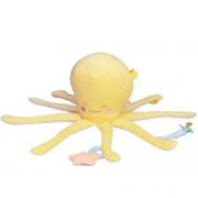 Multifunkční chobotnice Happy Sea Yellow