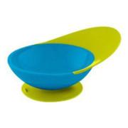 Miska s přísavkou Boon modro-zelená