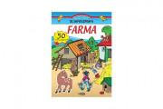 Sešit Farma se samolepkami