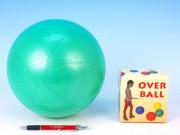 Míč Overball nafukovací rehabilitační 26 cm