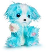 Zvířátko Fur Balls plyšový Touláček na baterie se zvukem pejsek/kočička modrý