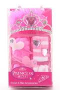 Sada Princess Secret korunka a příslušenství