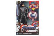 Avengers Titan Hero Power FX Kapitán Amerika 30 cm figurka