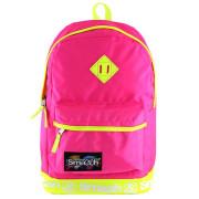Studentský batoh Smash Tmavě růžová