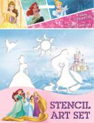 Zábavné šablony - Disney Princezny