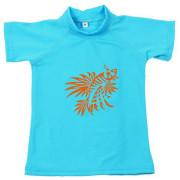 Plážové UV triko Rybička krátký rukáv