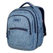 Školní batoh 2v1 Target Džíny světle modrá