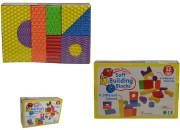 Puzzle pěnové, kostky 32 ks