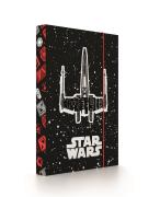 Desky na sešity A4 Star Wars