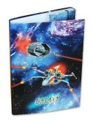 Školní box A4 Galaxy