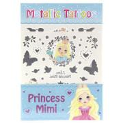 Metalické tetování Princess Mimi Princezna Mimi