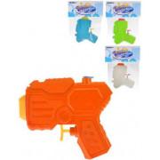 Vodní pistole 13cm 4barvy v sáčku
