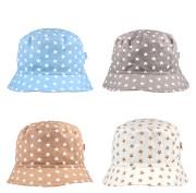 Chlapecký plátěný klobouk Hvězdičky RDX
