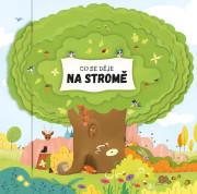 Leporelo Co se děje na stromě