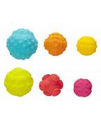 Playgro - Strukturované míčky pro rozvoj motoriky