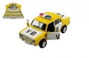 Auto policie VB Lada 1200 VAZ kov 12 cm na zpětný chod