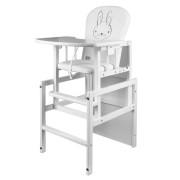 Borovicová židlička New Baby Králíček