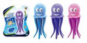 Potápěcí chobotnice se světlem