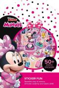 Samolepková zábava - Minnie
