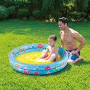Nafukovací bazének dvou komorový