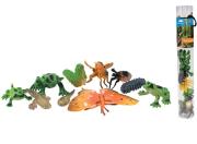 Zvířátka - měnící se, 4 - 8 cm, mobilní aplikace pro zobrazení zvířátek