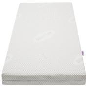 Dětská oboustranná matrace New Baby COLORADO Silver 120x60x10 cm