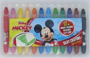 Gelové voskovky - Mickey a závodníci