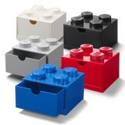LEGO stolní box 4 se zásuvkou
