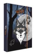 Desky na sešity A4 vlk