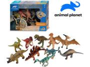 Zvířátka - dinosauři 10 ks, mobilní aplikace pro zobrazení zvířátek