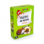 ALBI Puzzle akademie - Zvířátka