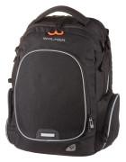 Studentský batoh CAMPUS EVO Black