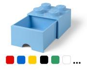 LEGO úložný box 4 s šuplíkem